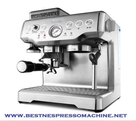 top 5 best espresso machines in 2018 espresso makers reviews. Black Bedroom Furniture Sets. Home Design Ideas