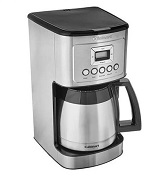 Cuisinart Perfect Temp 14-Cup Programmable Coffee maker, Stainless Steel