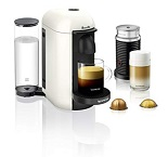 Nespresso VertuoPlus With Aeroccino Milk Frother
