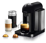 Nespresso ENV135BAE Coffee and Espresso Machine Bundle