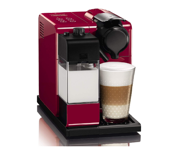 best Nespresso machine for latte