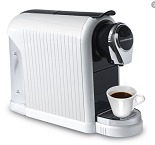 MixPresso Latte Machine-Nespresso Compatible Capsules